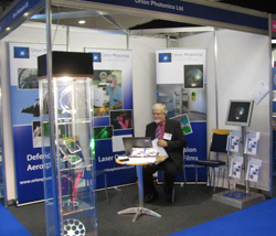 Orion Photonics at Photonex 2011